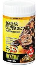 ジェックス エキゾテラ リクガメの栄養 バランスフード (180g) 陸ガメ用 エサ