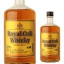 必ず全品ポイント3倍ロイヤルオーク 金ラベル ウイスキー 40度 700ml[長S] ウイスキー ウィスキー japanese whisky