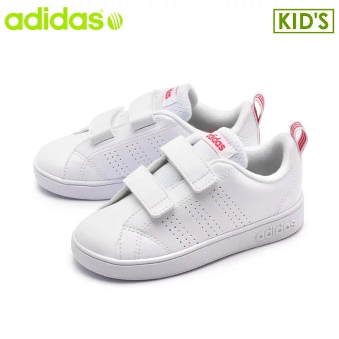 アディダス adidas スニーカー バルクリーン2 CMF INF ランニングホワイトVALCLE