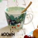 【1個】ムーミンスープマグ(スイサイ) ムーミン 食器 北欧 雑貨 カフェ風 おしゃれ