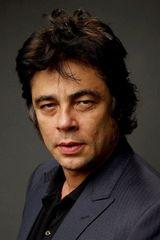profile image of Benicio del Toro
