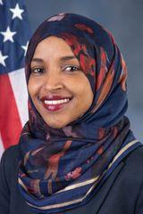 profile image of Ilhan Omar