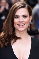 profile image of Hayley Atwell