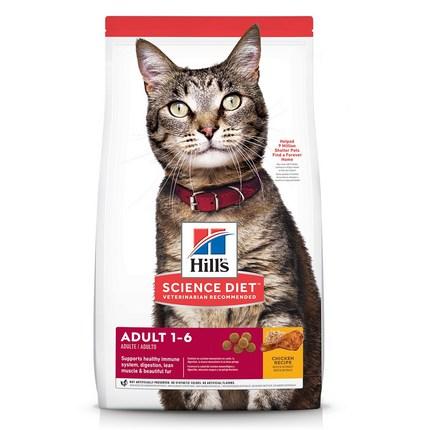 사이언스다이어트 어덜트 치킨 고양이 사료, 2kg, 1개