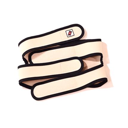 두리밴드 매너벨트, 1개, M(베이지 블랙)