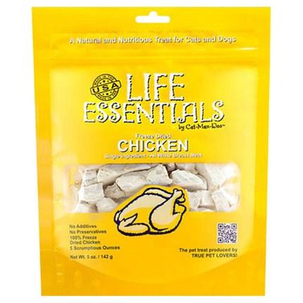 캣만두 라이프 에센셜 동결건조간식, 치킨, 1개