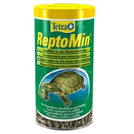 테트라 렙토민 거북이 사료, 55g, 1개