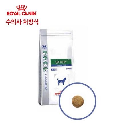 로얄캐닌 로얄캐닌[강아지 처방식]세타이어티 스몰독(작은알)1.5kg, DOG세타이어티스몰독1.5kg