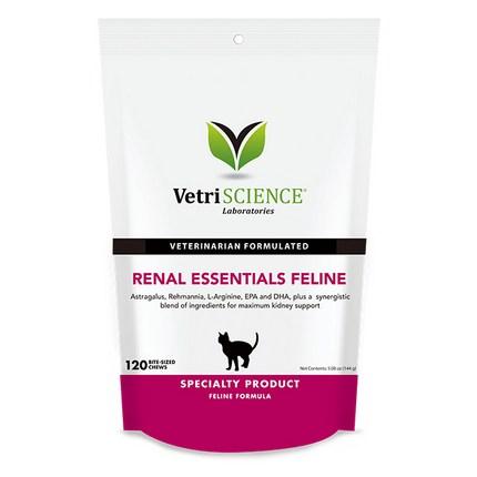 베트리사이언스 레날 에센셜스 고양이 영양제 144g, 1개