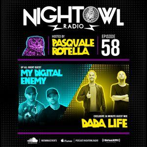 Night Owl Radio 058 ft. My Digital Enemy and Dada Life by ...