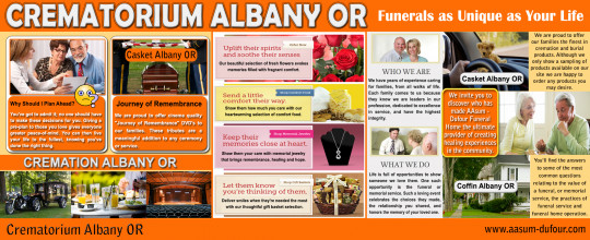 Crematorium Albany OR