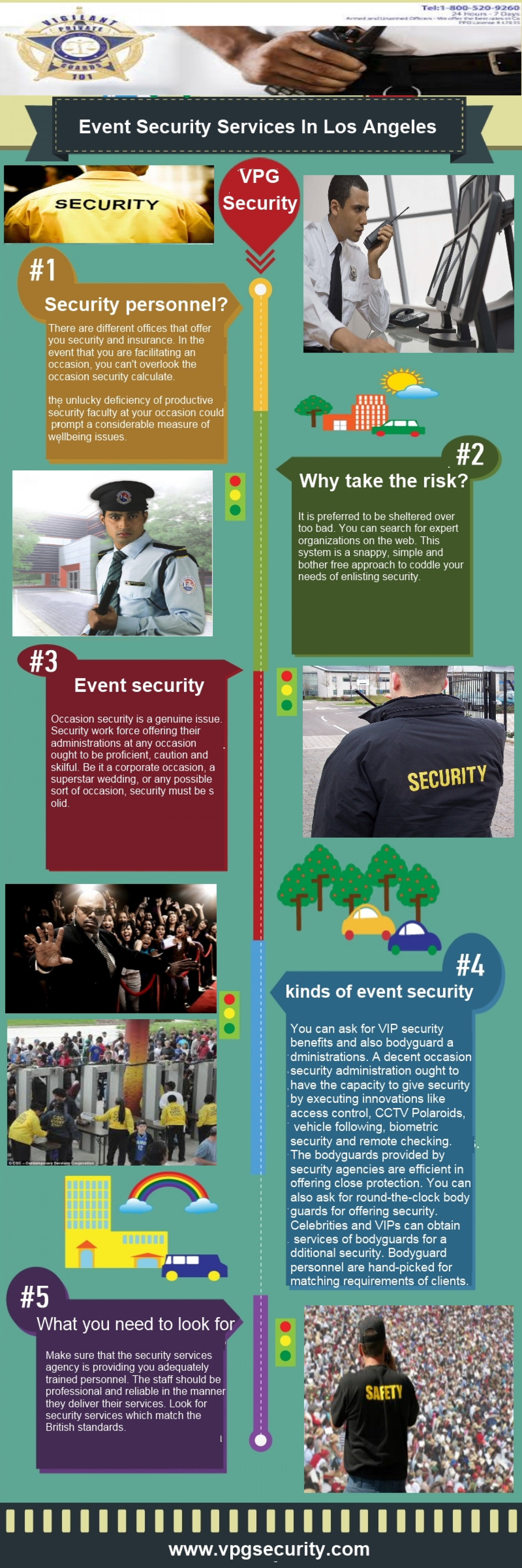 Event Security Hire