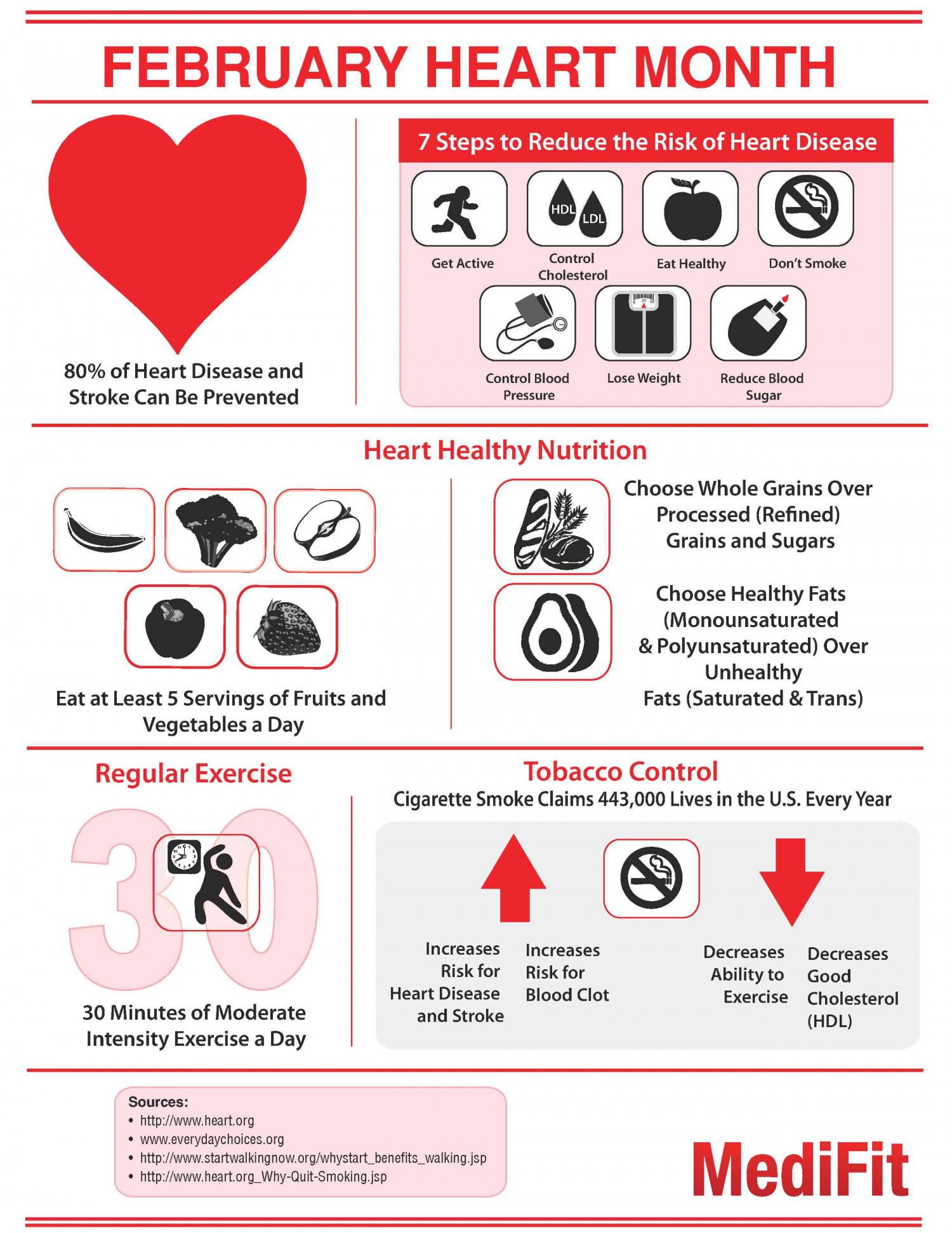Take Steps Towards Heart Health
