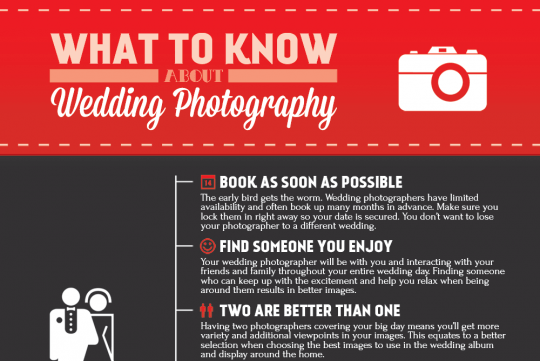 What to Look for When Looking for a Wedding Photographer
