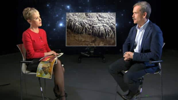 Chris Hadfield On Taking Photos From Space CBC Player