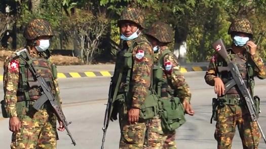Myanmar coup sparks international condemnation, concern ...