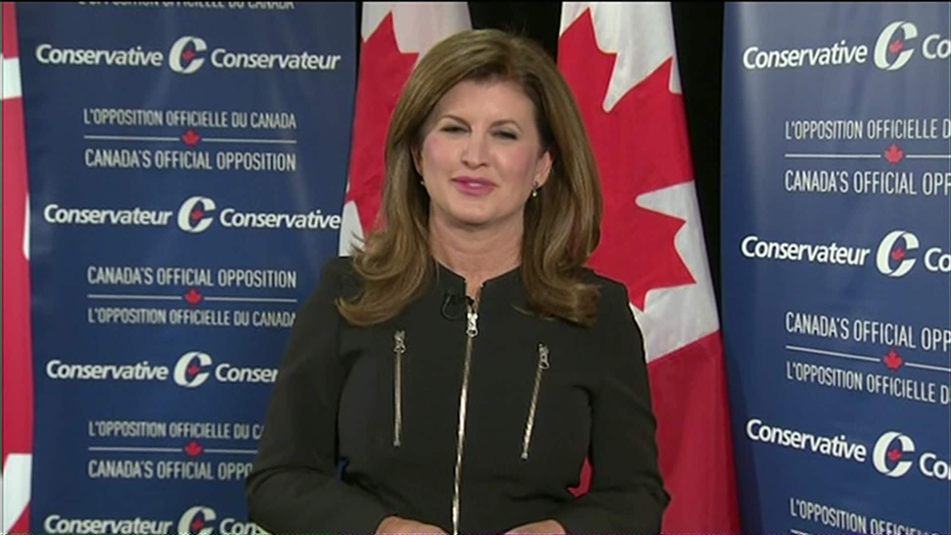 Image result for rona ambrose