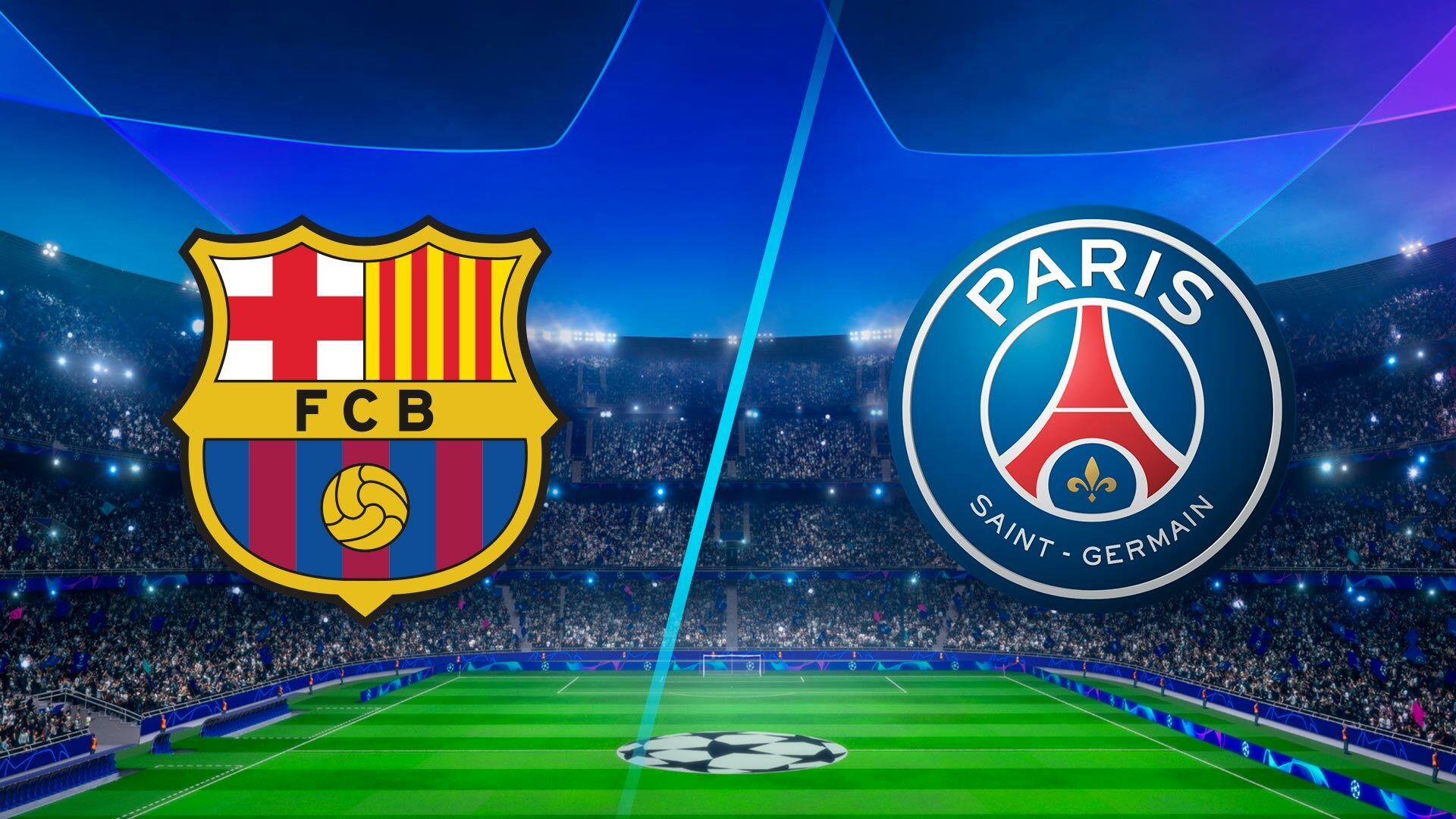 watch uefa champions league season 2021 episode 110 barcelona vs psg full show on paramount plus