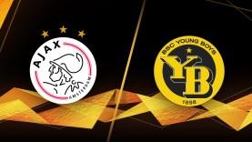 Watch UEFA Europa League Season 2021 Episode 180: Ajax vs. Young Boys -  Full show on Paramount Plus
