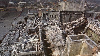Sunday Morning - Almanac: Chernobyl