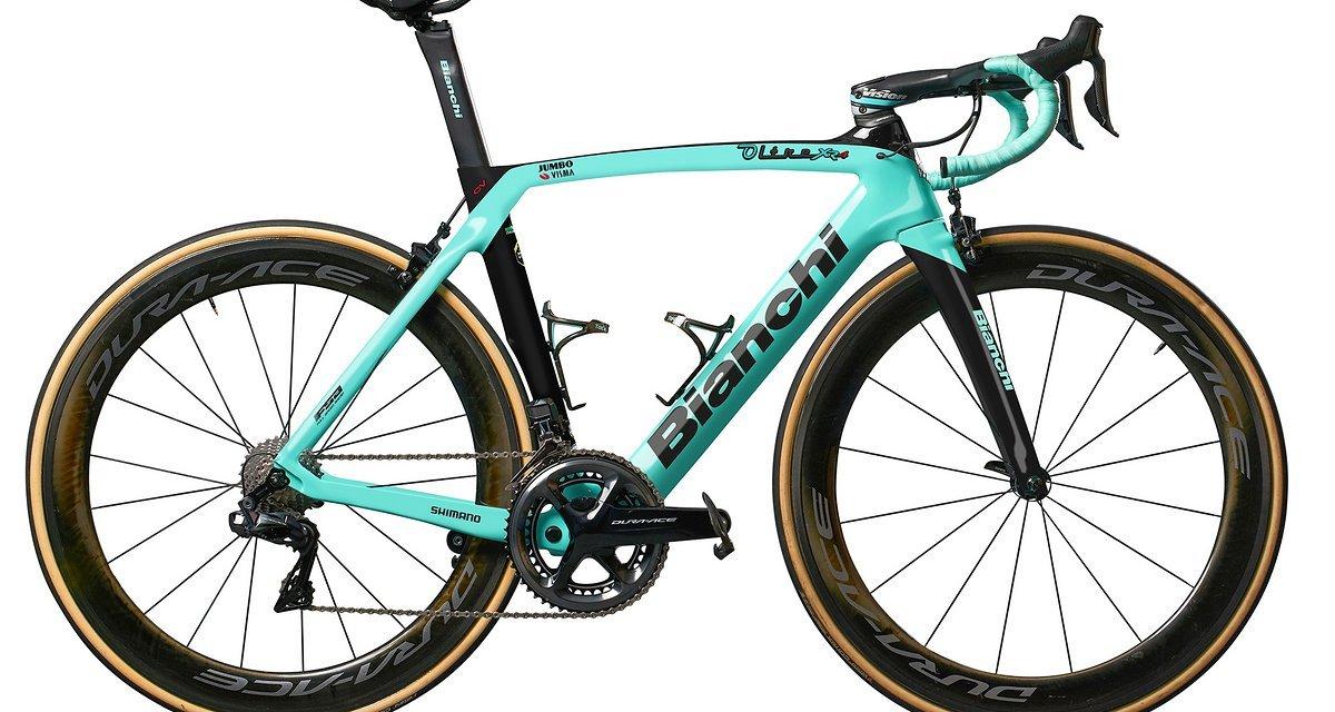 worldtour bikes 2020 bianchi oltre xr4