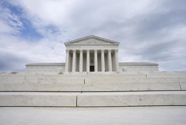 The United States Supreme Court in Washington on June 11.