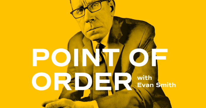 Point of Order: King of the road