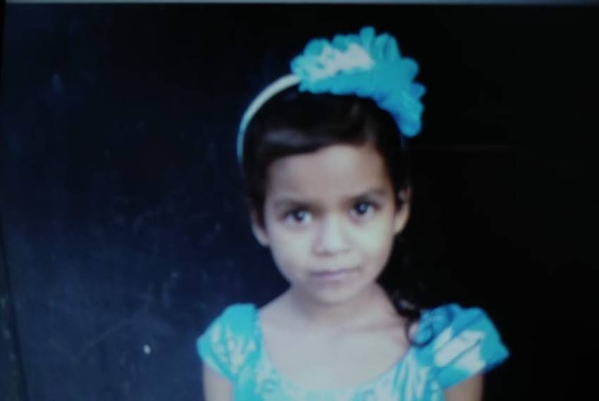 Six-year-old Heyli phones her mother weekly from the Arizona shelter where she is being held. On a recent call, Heyli was upset, her mother recounted.