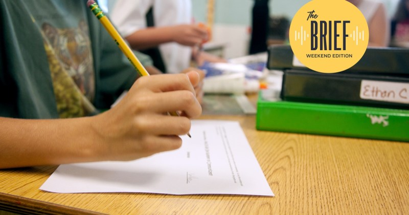 Technical difficulties hampered the STAAR test. One Austin teacher called it a sign.