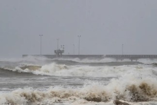 Hurricane Hanna Brings Flooding, Power Outages, Strong Winds and Rain to Texas Gulf Coast