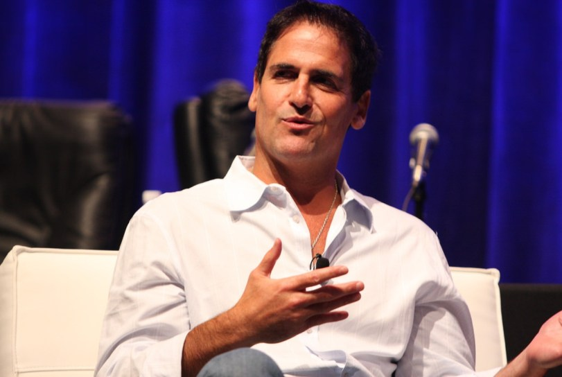 Mark Cuban Would Consider VP Pitches from Clinton, Trump | The ...
