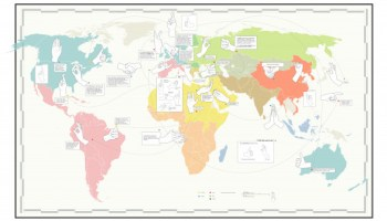 Interactive map gift giving traditions throughout the world infographic gestures in different countries gumiabroncs Choice Image