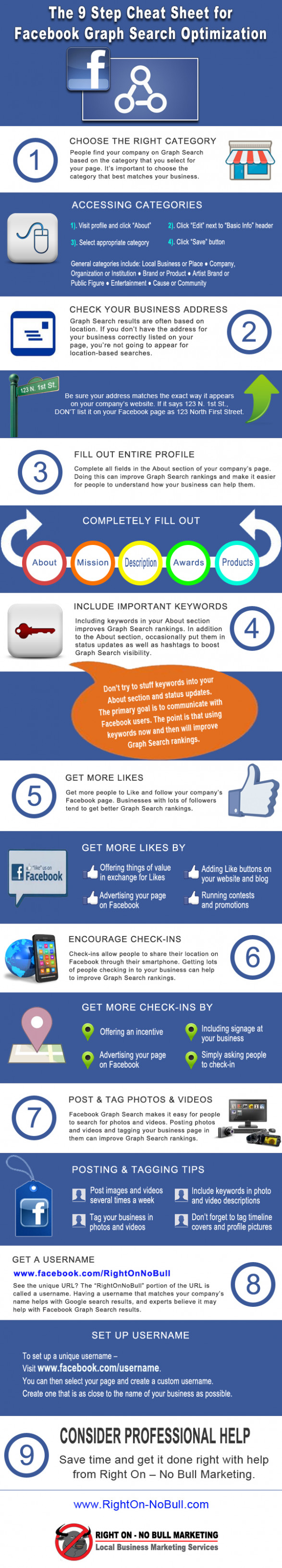The 9 Step Cheat Sheet for Facebook Graph Search Optimization