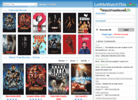 watchfreemovies.unblocked.co at WI. WatchFreeMovies ...