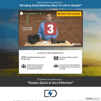 Solar Battery – Green Technology