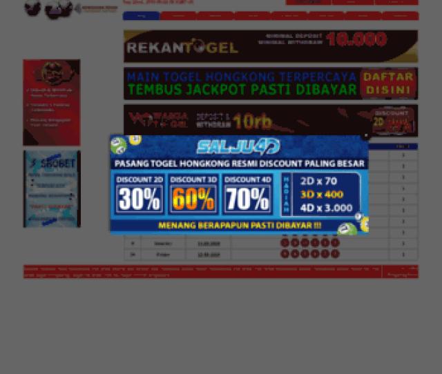 Hongkongpoolsresult Co At Wi Live Draw Hongkong Pools Result