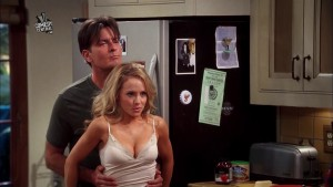 Kelly stables topless