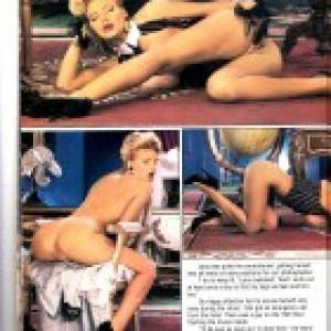 Leg Scene – August 1996 [Vintage Magazine]