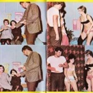 Sex Porno 5 [Vintage Magazine] Scans [Download]