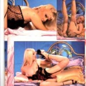 Leg Scene – July 1997 [Vintage Magazine]