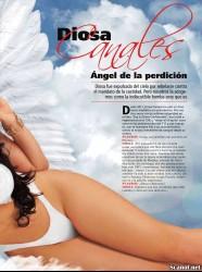 Diosa Canales Playboy Venezuela Mayo 2012