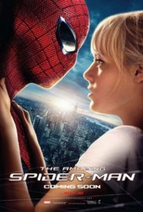 Download Spiderman 4: The Amazing Spider Man (2012) CAM RUS 450MB Ganool