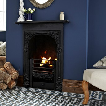 tips for tiling your fireplace topps