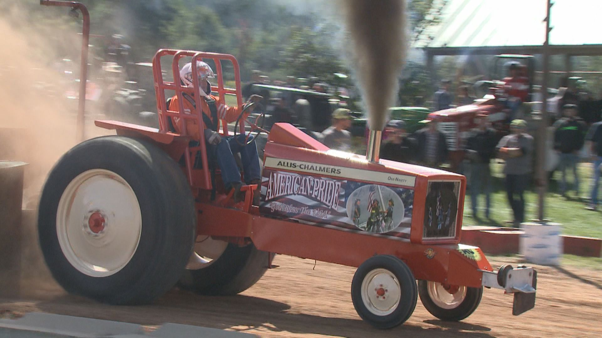 Whether you're tilling the soil to plant a springtime garden or getting ready to clear the land for your new home, a tractor is definitely a handy piece of equipment to own. More Than 100 Participate In Annual Willow Springs Garden Truck And Tractor Pull