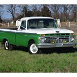 Hemmings Auctions Campground Standout 1966 Ford F 250 Camper Special