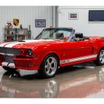Hemmings Auctions One Of A Kind Restomod 1965 Ford Mustang Convertible