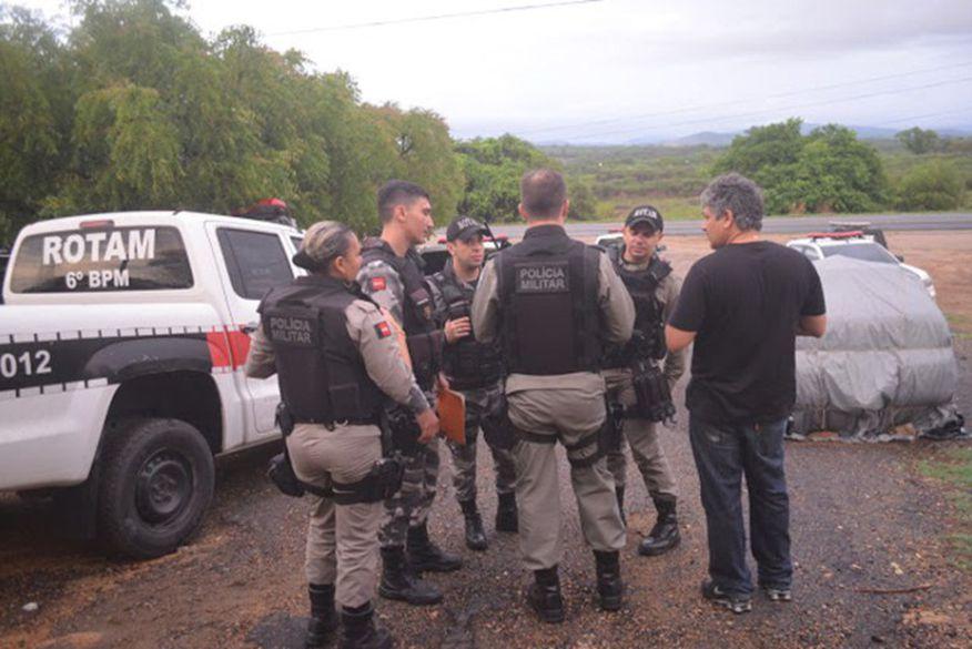 operacao   cajazeiras 1 - Operação cumpre 16 mandados de busca e apreensão e prisão contra crimes no Sertão do Estado