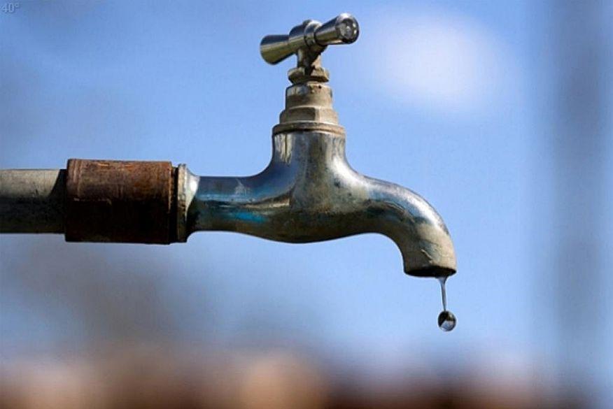 falta de agua - Cagepa interrompe abastecimento de água em nove bairros de João Pessoa