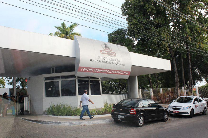 centro administrativo municipal1 foto walla santos - Começa hoje cadastro de conta-salários dos servidores da PMJP no banco Bradesco