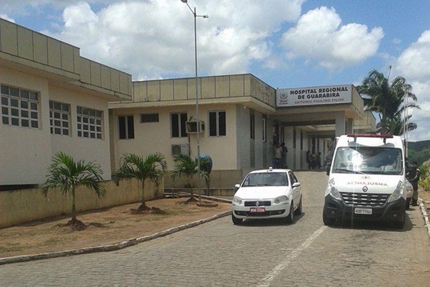 hospital regional de guarabira - Dois homens e uma mulher são atacados por grupo com golpes de faca e pauladas